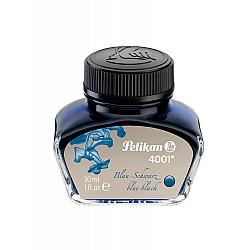 Pelikan 4001 Vulpen Inktpot - 30 ml - Blauwzwart