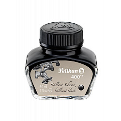 Pelikan 4001 Vulpen Inktpot - 30 ml - Briljant Zwart