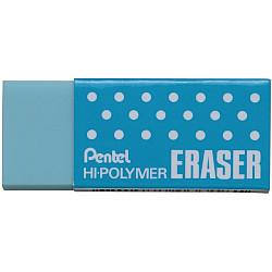 Pentel Hi-Polymer Gum - Medium - Lichtblauw