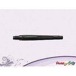 Pentel FR-101 Color Brush Vulling - Zwart