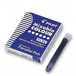 Pilot Parallel Pen Vulling - Blauw