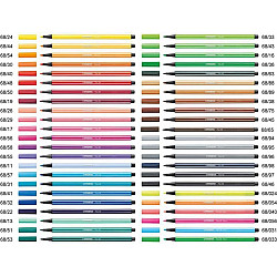 Stabilo Pen 68 ColorParade Viltstiften - 1.0 mm (Los per stuk)